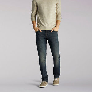 Other - LEE Extreme Motion Straight  Tapered Leg Jeans**36